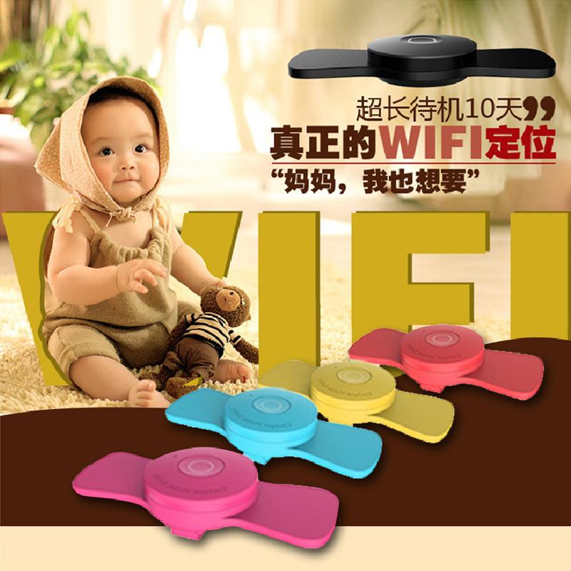 2015 NEW Waterproof WiFi GPS tracker for kids and pets eldery Pet Collar locator(China (Mainland))