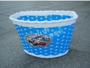 HOT free shipping General aing kids bike basket simple(China (Mainland))
