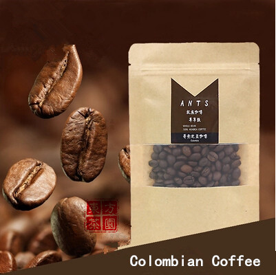 Freshly Baked Columbia Coffee Beans Green Coffee Slimming Imported Raw Beans Blending Coffee Bean To Reduce
