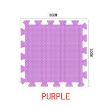 9 Pcs 30X30 Cm Eva Busa Puzzle Tikar untuk Anak Tahan Air Lembut Pendidikan Gym Playmat Anak-anak Karpet Puzzle karpet Tapete BEBE(China)