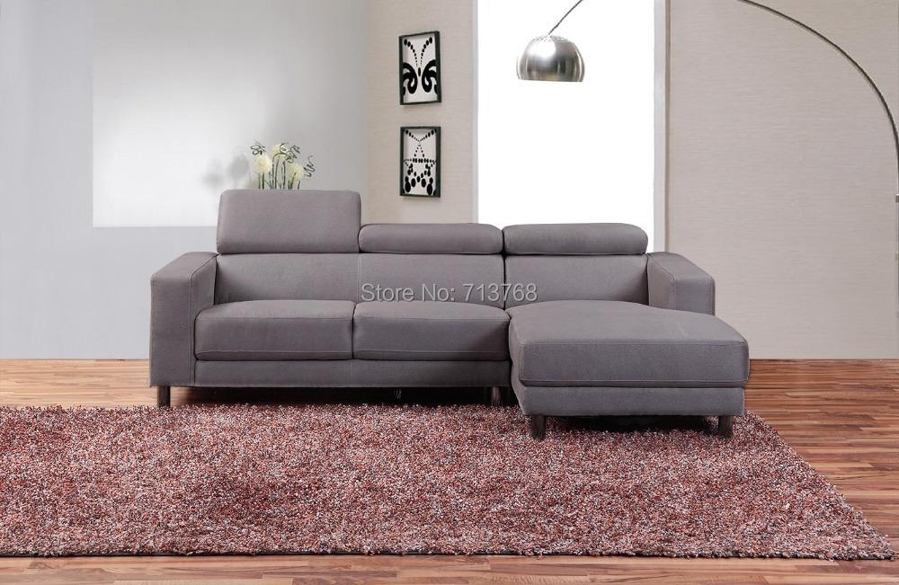 Wholesale living room sofa Liyasi coner sofa 3 seat and chaise longue recliner 1360(China (Mainland))