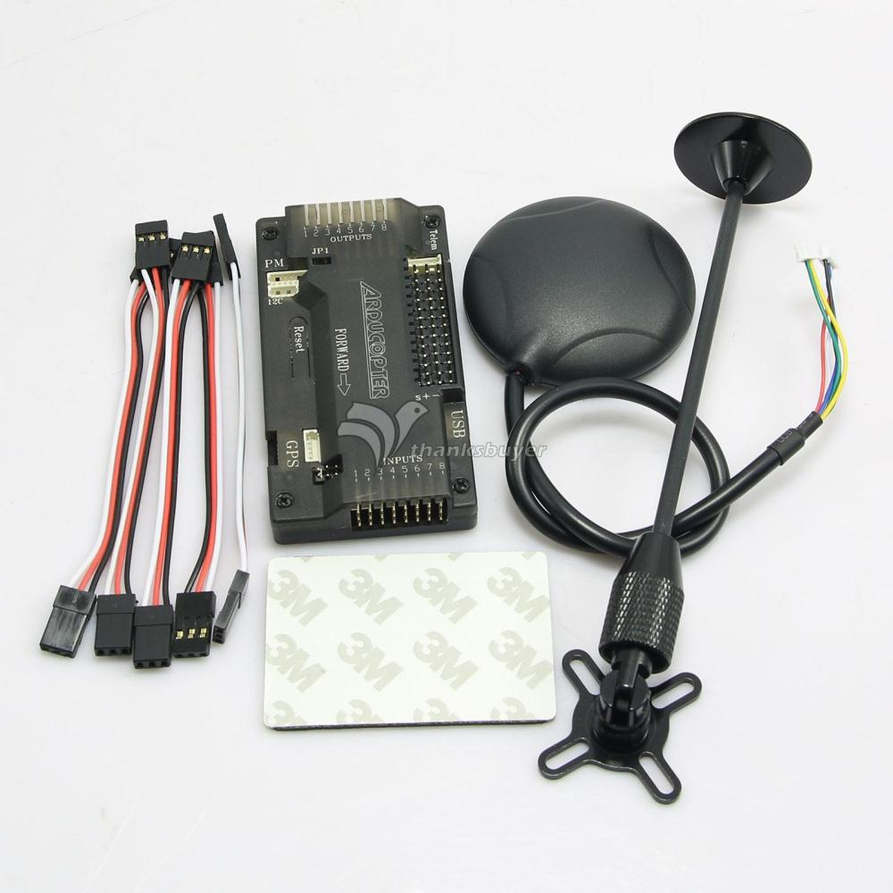 APM V2.8.0 Flight Controller(Side Pin) with Ublox NEO-7M GPS &amp; Holder for FPV Quadcopter Mulicopter<br><br>Aliexpress