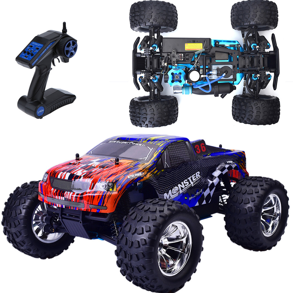 how to buy a rc monster truck