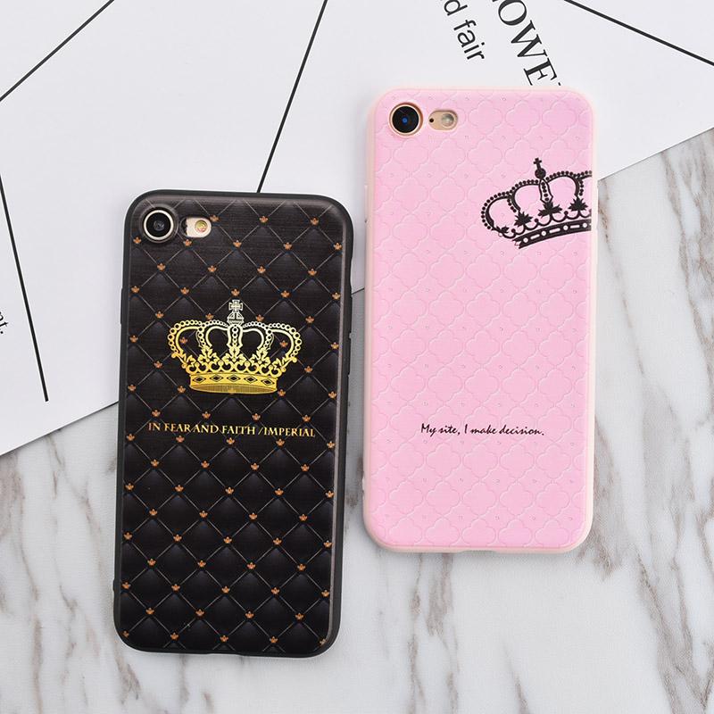 crown iphone 7 plus case