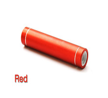 free shipping 2016 Best Travel Accessory 2200mah LED Flashlight portable charger for mobile phones
