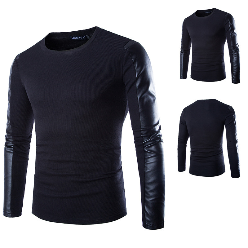 2016 new High quality Brands New Winter Men's O-Neck Sweater Jumpers pullover sweater men brand(China (Mainland))