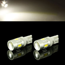 T8 T10 T13 T15 147  6SMD 5730 LED white 1.6W 12-16V 28-35LM 5800-6200K dashboard lights show wide reading lamp door lamp lights(China (Mainland))