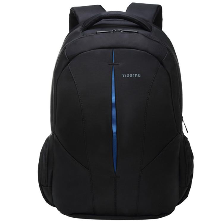 "Гаджет  High quality nylon securty zipper lockable Tigernu exclusivedouble shoulder 15"" computer laptop bag business man bag backpack None Камера и Сумки"