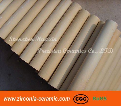 Winding Resistance Alumina Ceramic Tube For Resistor(China (Mainland))