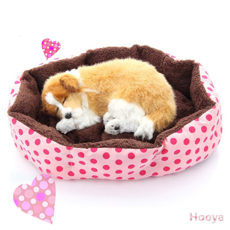 Promotion ! Pet Products Cotton Pet Dog Bed for Cats Dogs Small Animals Bed House Pet Beds Cushion High Quality Cheap D0091(China (Mainland))