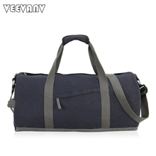 Buy 2017 Vintage Canvas Men's Travel Bags Carry Luggage Bags Men Duffel Bags Travel Tote Handbags Cothes Large Crossbody Bags for $18.68 in AliExpress store