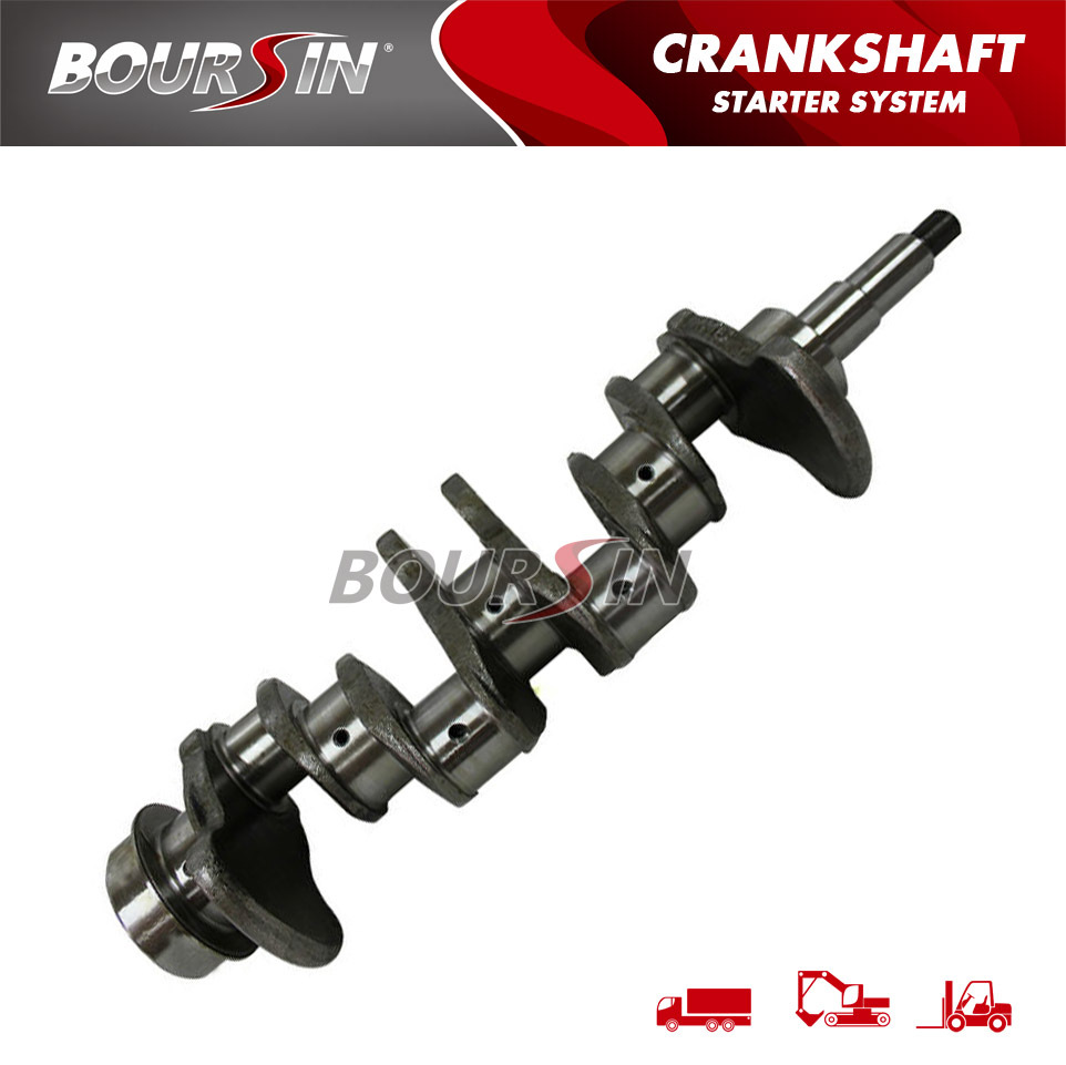 MITSUBISHI 4D31 CRANKSHAFT ENGINE PARTS high quality MD012320