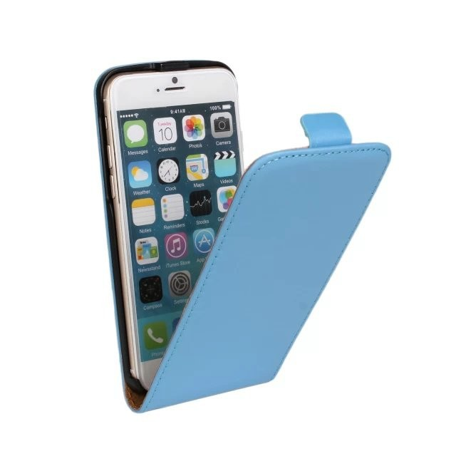 Genuine Leather Case for iPhone 6S 6 SE 5S 5C Magnet Flip Case Cover for iPhone SE