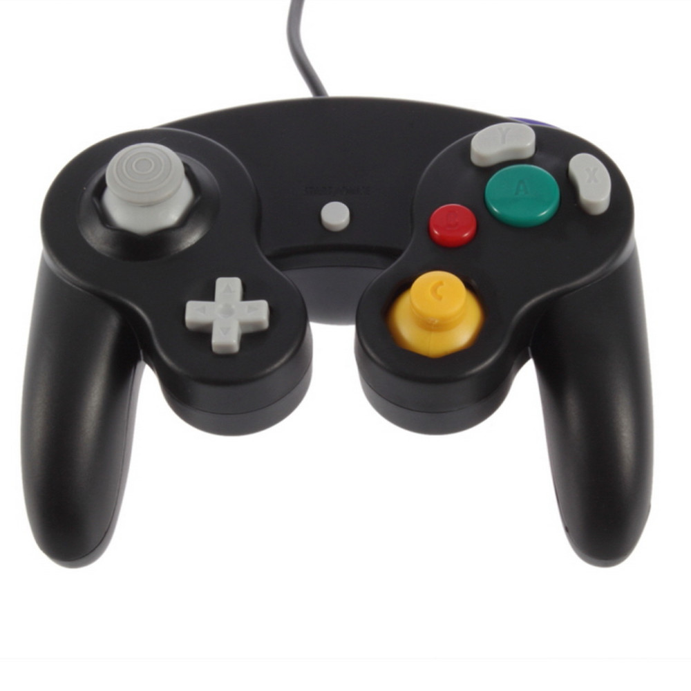 image for 1 Pc Game Shock JoyPad Vibration For Nintendo For Wii GameCube Control