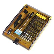 Screwdriver set 45 in 1 Multi Bit Tools Repair Torx Screw Driver set Screwdrivers Kit PC