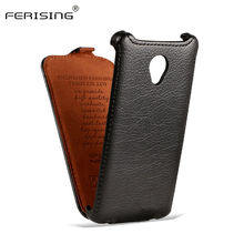 Micromax D320 Case Flip Leather Cover For Micromax Bolt D320 Lichee Phone cases Mobile Phone Bag Ferising Brand P001(China (Mainland))