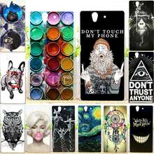 Buy Cool Design Soft TPU Case Sony Xperia L36h Soft Silicone Case Back Cover Sony Xperia Z L36H C6603 C6602 Phone Cases Co.,Ltd) for $1.14 in AliExpress store