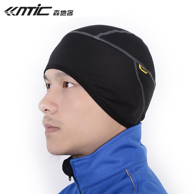 SANTIC Winter Outdoor Sports Quick-drying Hood Face Mask Cycling Fleece Thermal Windproof Hat Caps, #C09005 - dansy's store