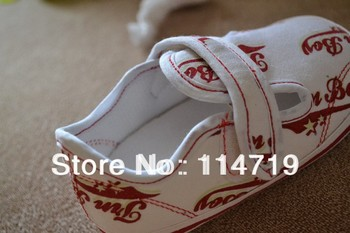 1pair/lot wholesale 2014 New Fashion Baby Girl Boy soft sole shoes toddler rain shoes soft children shoesYEX038