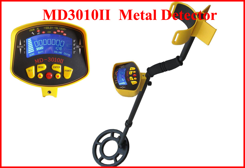 best sale The new high frequency ground search md-6350 gold metal detector, metal detector professional