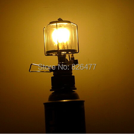 Hot Sales camping light tent light glass cover Outdoor Camping gas lamp BL300-F1 Lamp holder lights for Camp lamp wholesales(China (Mainland))