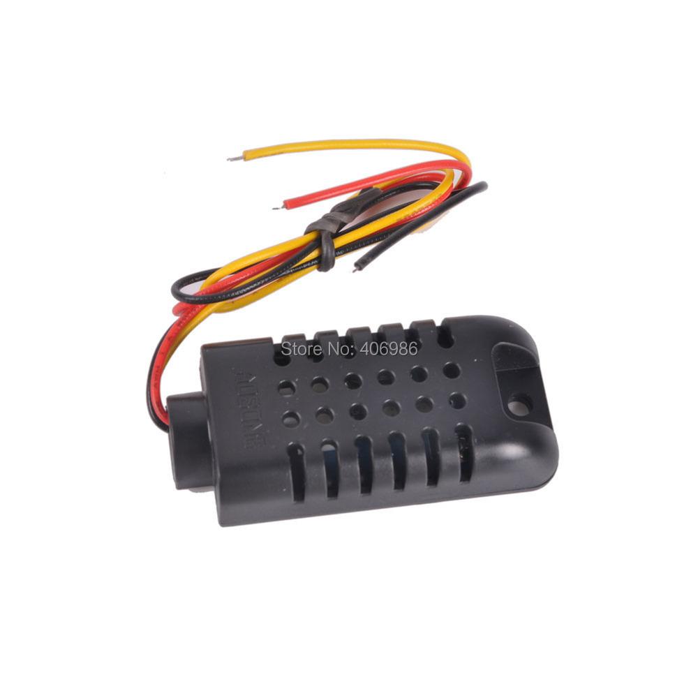 10pcs/lot DHT22 AM2302 Digital Temperature And Humidity Sensor Module Replace SHT11 SHT15 for Arduino FZ1624(China (Mainland))