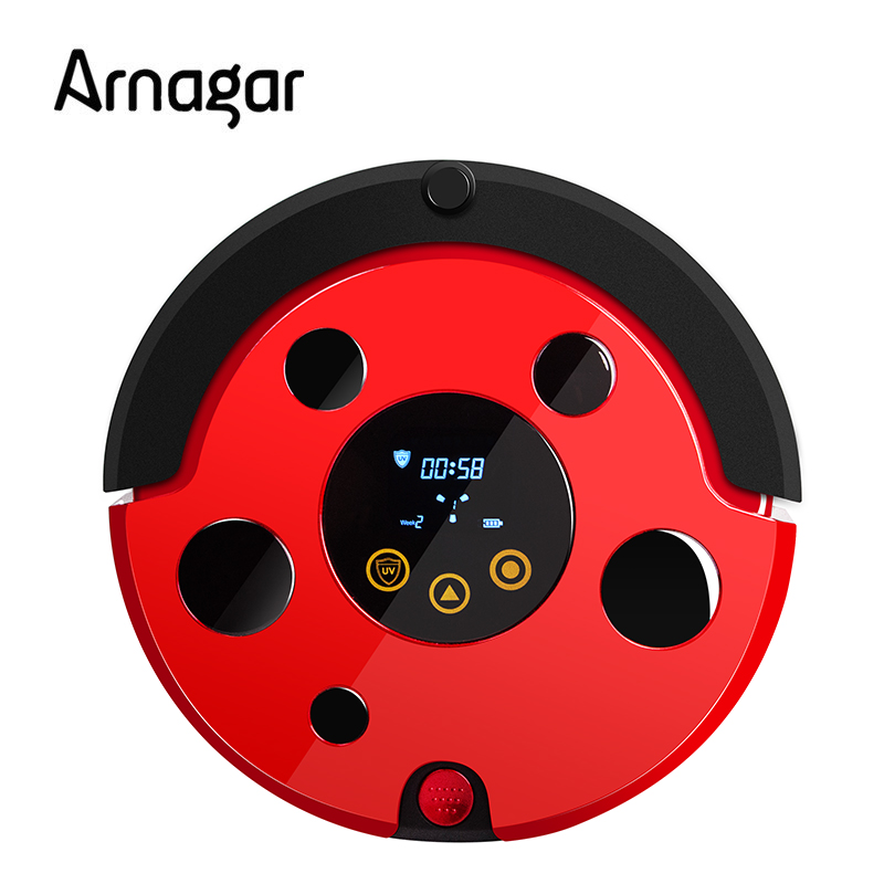New Coming Smart Wet Robotic Vacuum Cleaner Wet and Dry Clean MOP Water Tank HEPA Filter, Aspirateur ROBOT Q1(China (Mainland))