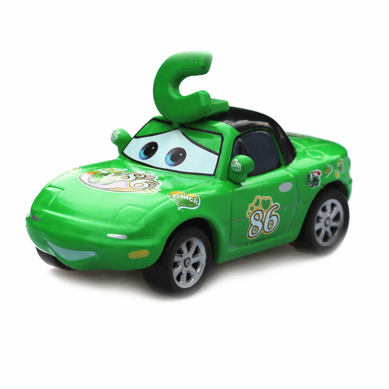 100% original Pixar Cars diecast TOY --- NO 86 fans(China (Mainland))