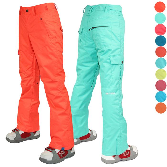 Gsou snow skiing pants women's skiing pants waterproof thermal skiing pants monoboard skiing pants