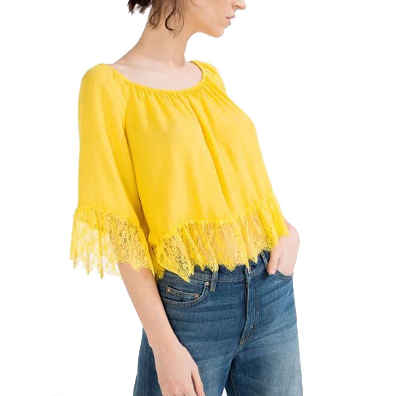 Womens Bright Colored Blouses 25