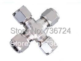 QPZA 04 pneumatic pipe joint fittings ,nickel plated brass pneumatic fittings,Union Elbow, push in fittings(China (Mainland))