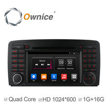 Ownice Android 4.4 Car GPS Navigation DVD Player For  Mercedes R W251 R280 R300 R320 R350 R500 wifi radio stereo BT support DAB+(China (Mainland))