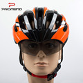 New Integrally Aerodynamic EPS Lens Cycling Helmet Ultra Light Mountain Bike Helmet MTB Bicycle Helmet Bike