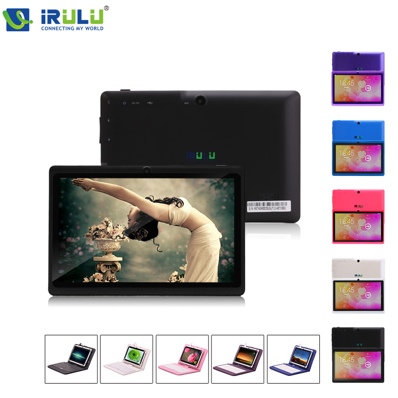 iRULU eXpro X1a 7 Tablet PC Android 4 4 16GB ROM Quad Core 1024 600 HD