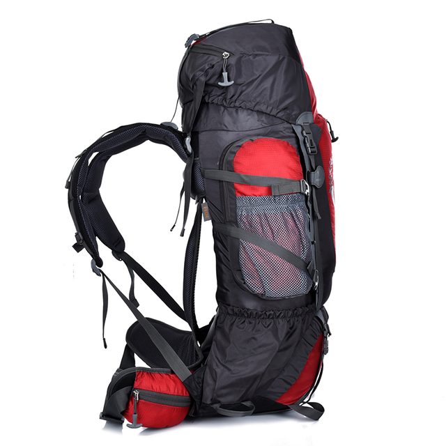 Large 85L Outdoor Backpack Unisex 6 Colors