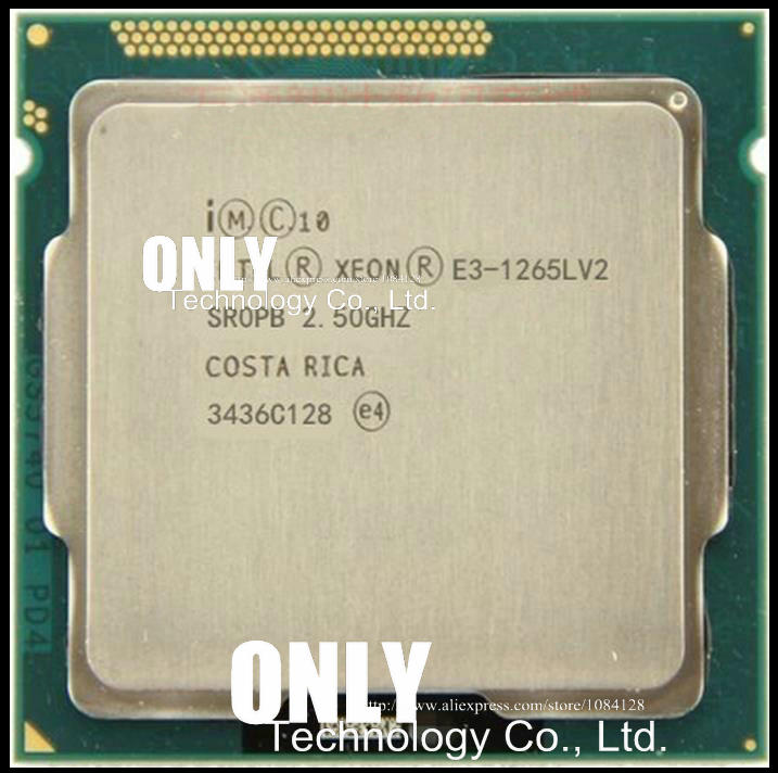 Free Shipping DHL OR EMS Processor CPU Processor E3-1265L V2 SR0PB LGA 1155 8M Cache 2.50GHz For Gen8 Ccrattered Piece(China (Mainland))