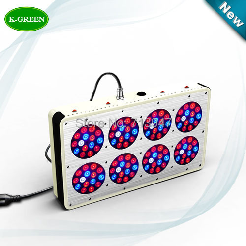 1X high quality apollo 360W LED grow light for plant growing express free shipping(China (Mainland))