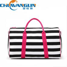LC33101 Canvas  Gym bag Travel  Single shoulder bag Oblique cross package handbag Beach bolso women travel bags brand(China (Mainland))