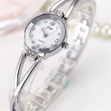 Brand Design Fashion Watches Women Stainless Steel Casual Quartz Analog Bracelet Watch Women Wrist Watch Clock