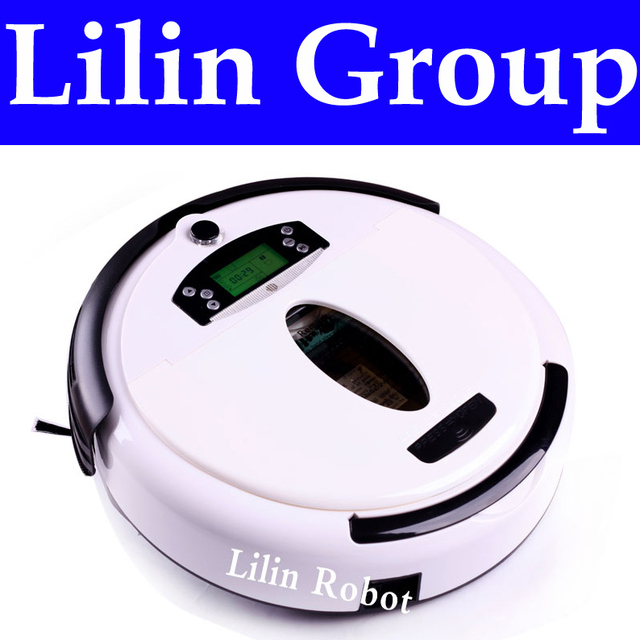 4 In 1 Multifunctional Robot Vacuum Cleaner (Vacuum,Sweep,Mop,Air Flavor),Virtual Wall,LCD,Schedule,Remote Control,Self Charging