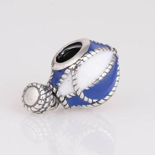 Подходит оригинальный браслет DIY стерлингового серебра 925 бусины шар мода европейский очаровывает женщин ювелирных изделий