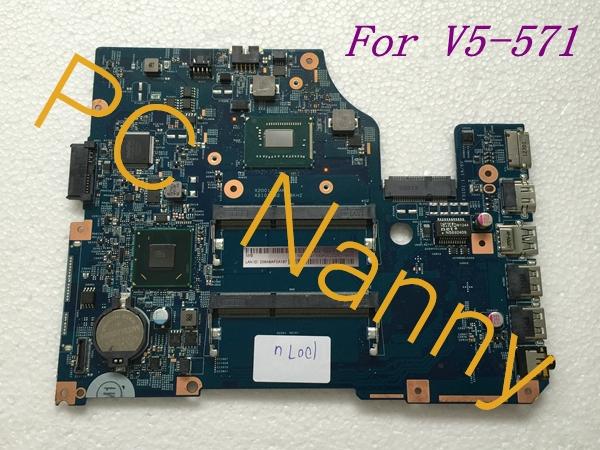 "For Acer Aspire V5-571 15.6"" Laptop Celeron 1007U Cpu Hm70 Intel Motherboard NBM1G1100A 48.4VM02.011(China (Mainland))"