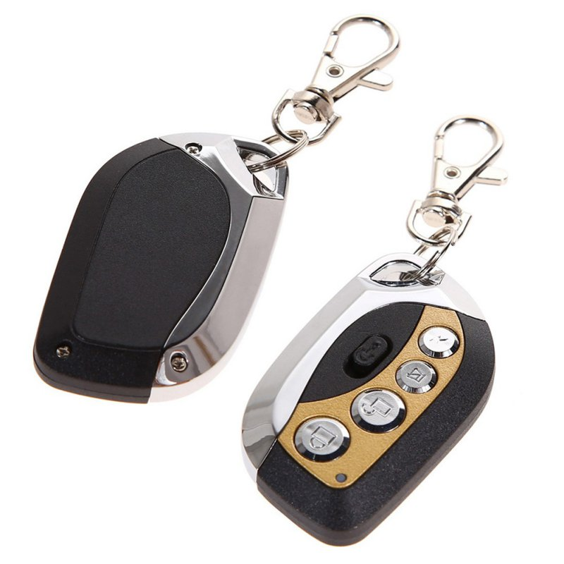 Hot 1PC 433MHz Wireless Auto Remote Control Duplicator Frequency Adjustable Keychain(China (Mainland))