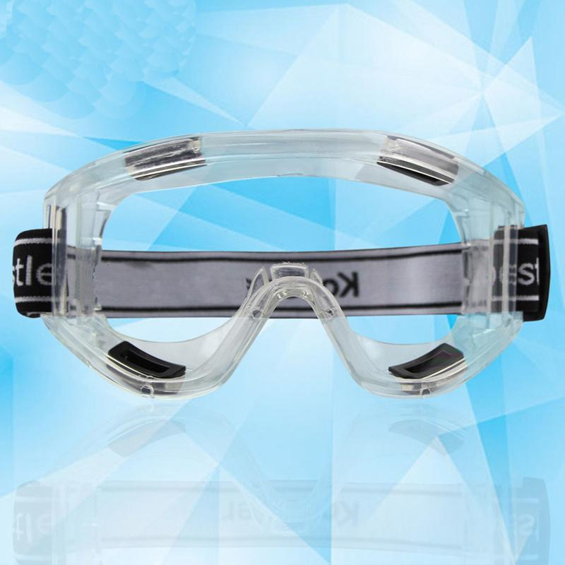 Strike eye mask Transparent protective glasses goggles Prevent the sand storm rider chemical splash proof dust(China (Mainland))