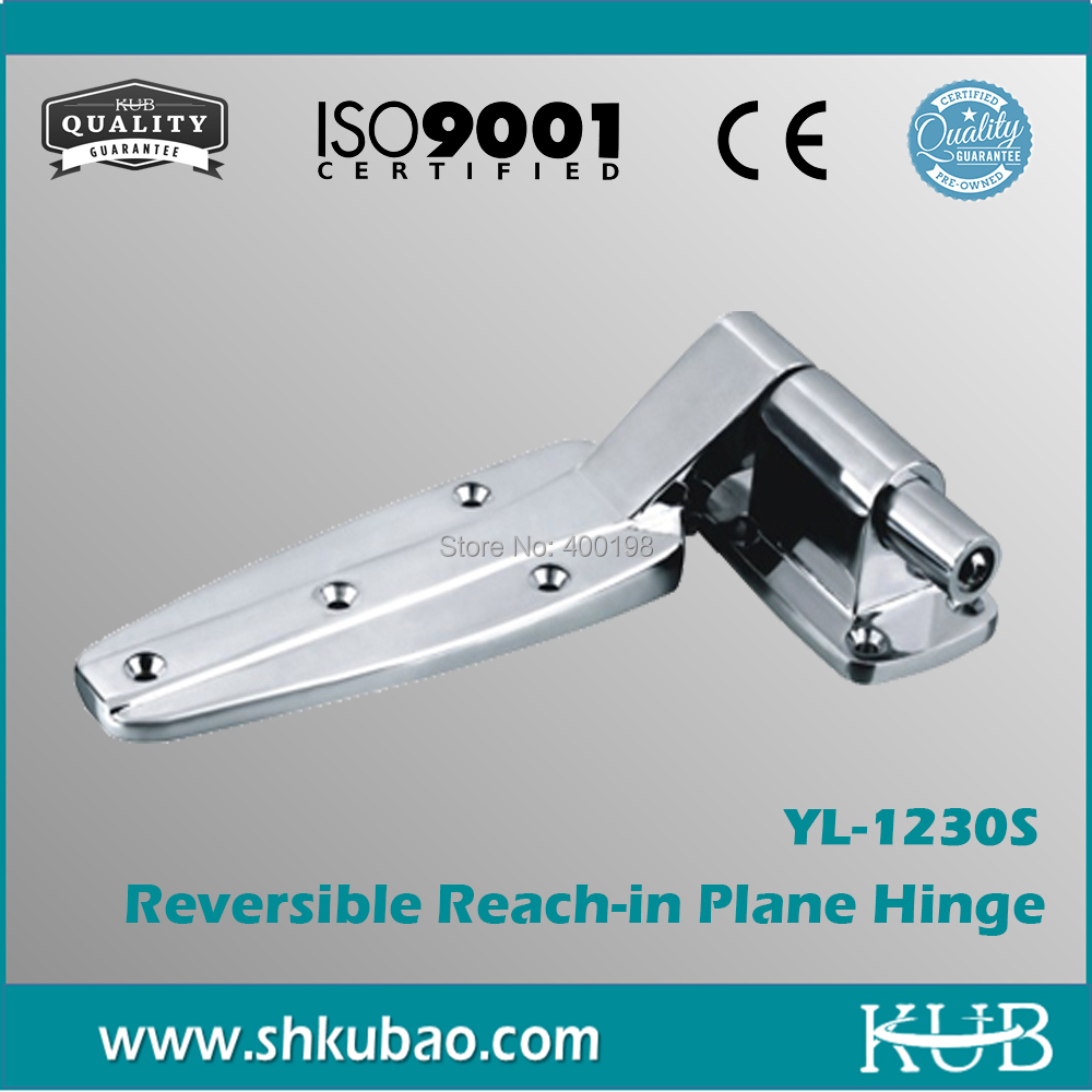 Wholesale Heavy Duty High quality cast zinc truck strap Hinges YL-1230S cold room Door Hinges(China (Mainland))