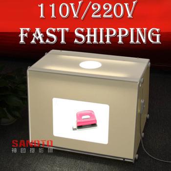 "SANOTO 20""x16"" Portable Mini professional photo studio light soft box MK50 For online Seller"
