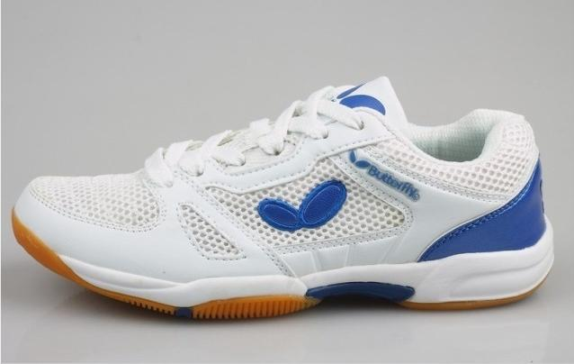Hot new butterfly table tennis shoes sneakers brand shoes Men's large size shoes size:36-46(China (Mainland))