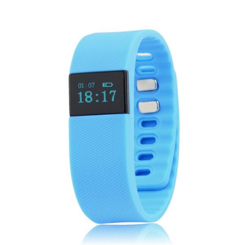 wristband smart healthy fitness sports wireless tracke bracelet banda inteligente watch(China (Mainland))