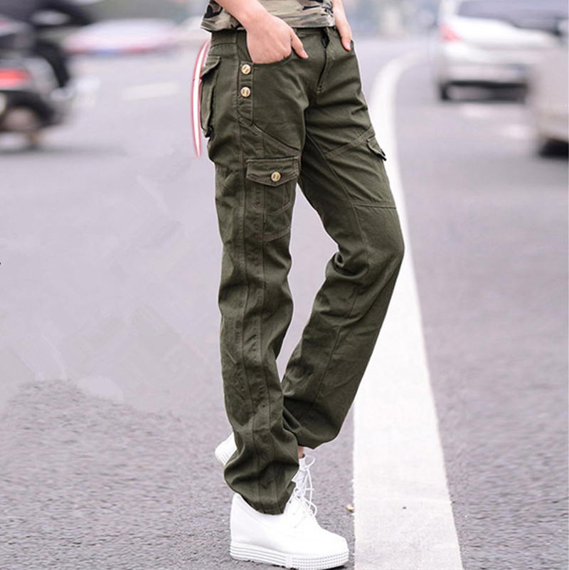 Online Get Cheap Women Cargo Jogging Pants -Aliexpress.com ...