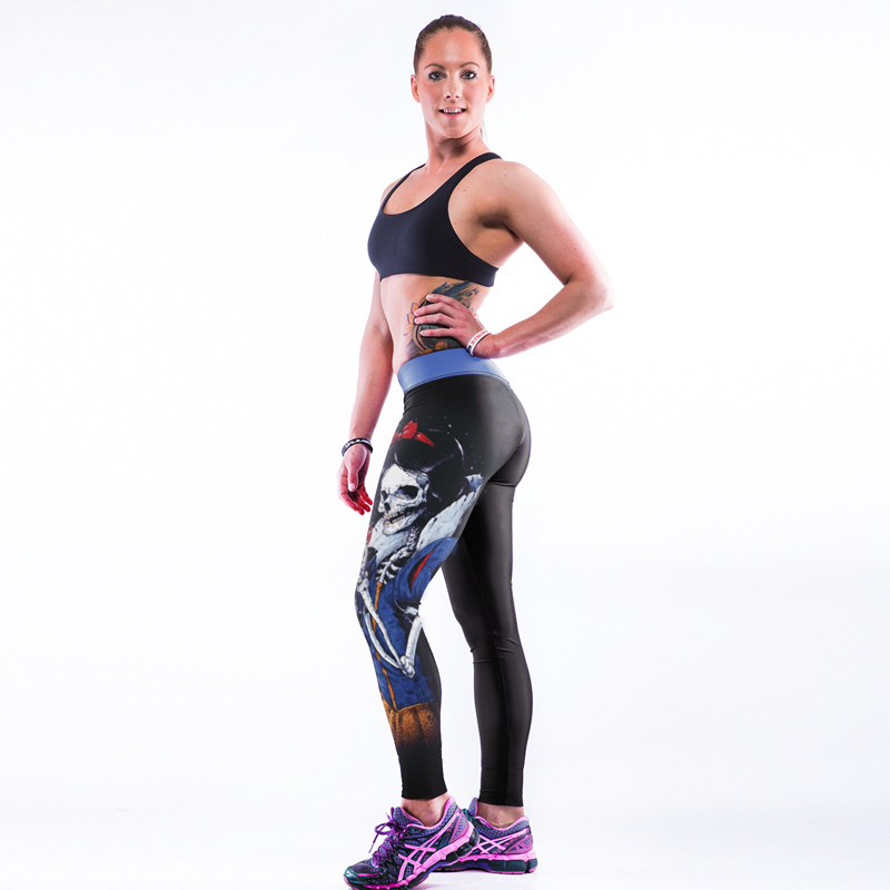 17 Styles Women Fitness Running Tights Leggings Sports Yoga Pants 3D Printing calzas deportivas mujer<br><br>Aliexpress